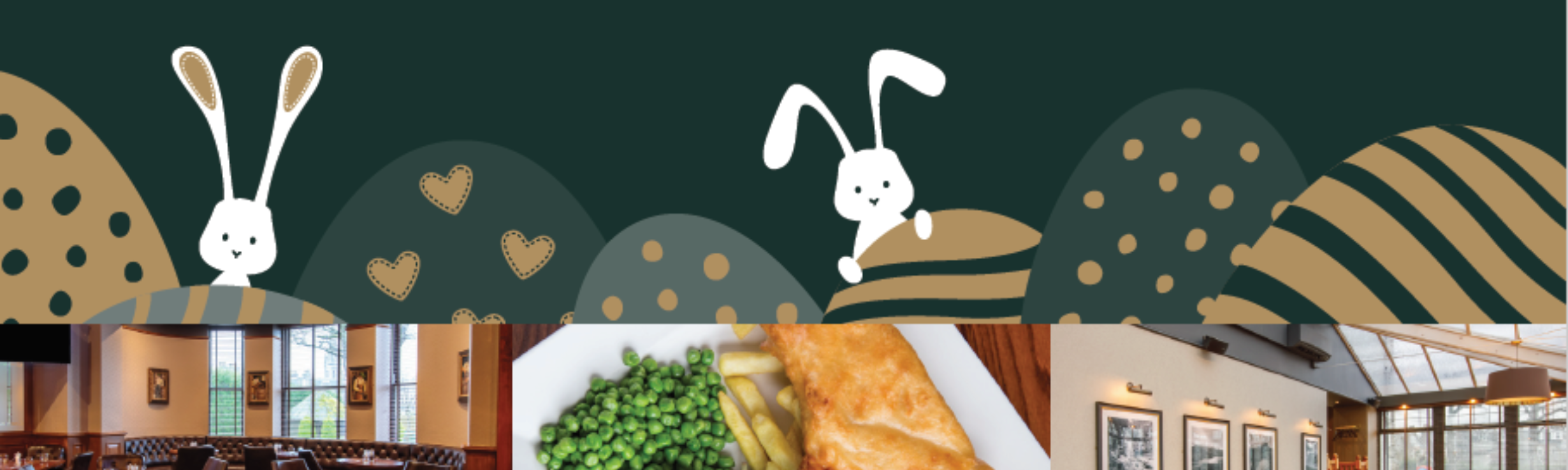 Easter at The Ferryhill House Hotel