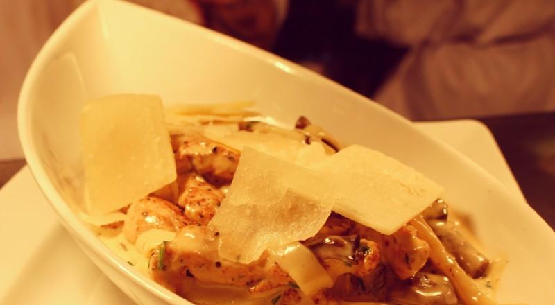 Ferryhill Favourites Recipe - Chicken Alfredo