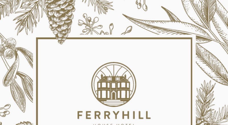 Christmas at The Ferryhill House Hotel