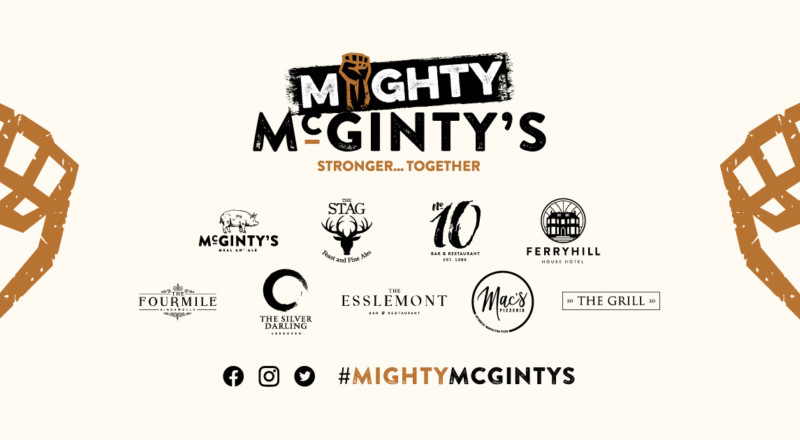 Mighty McGinty's...