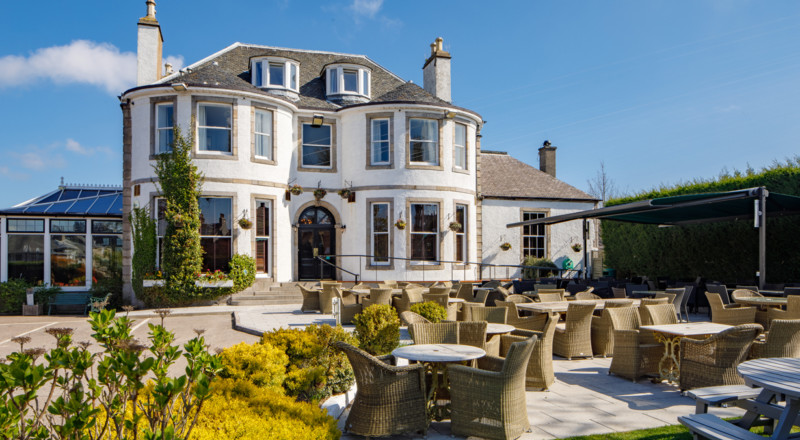 An update from Ferryhill House Hotel - 11th June 2020